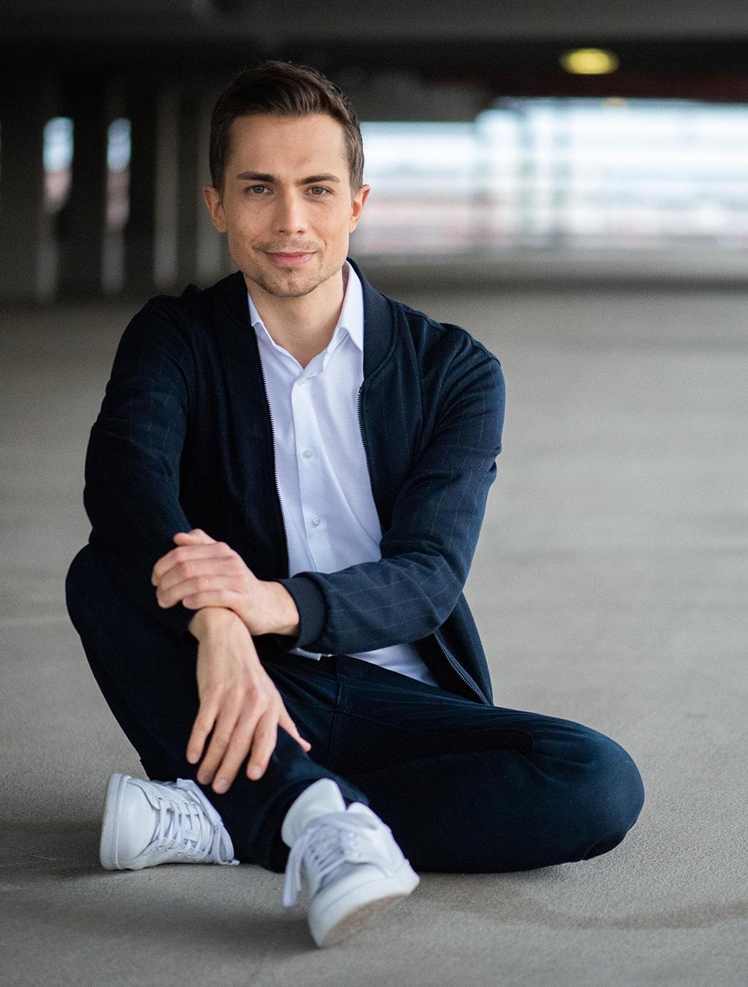 Christoph Hoffmann – Journalist, Moderator und Sprecher